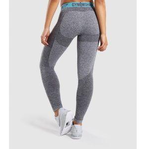 Gymshark Pants - Gymshark Flex Legging Dry Fit Unlined Contour